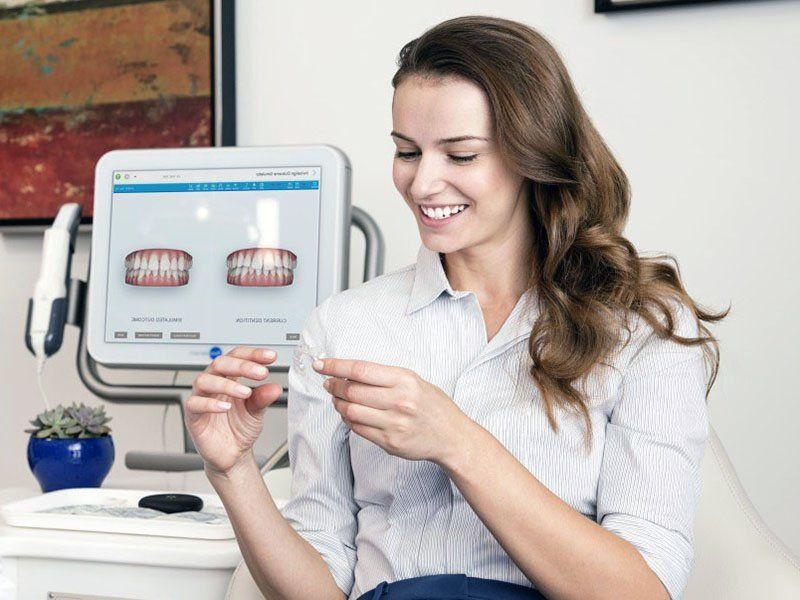Precio de ortodoncia invisible invisalign