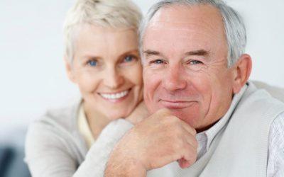 Salud y cuidado dental para personas mayores